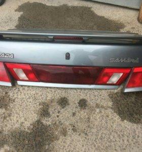 Багажник ВАЗ 2115