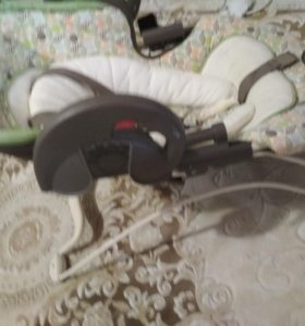 Детская электро-качалка