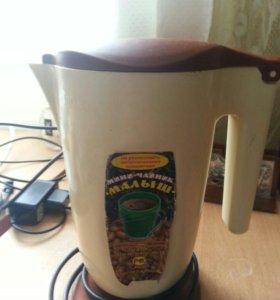 Мини чайник , кофеварка