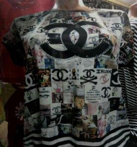 футболки в ассортименте