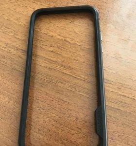 Чехол бампер на iPhone 6 Spigen