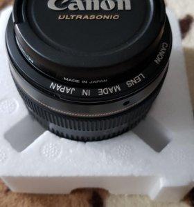 Объектив Canon EF 50mm f /1,4 USM