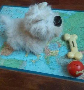 Интерактивная игрушка собака Бакстер