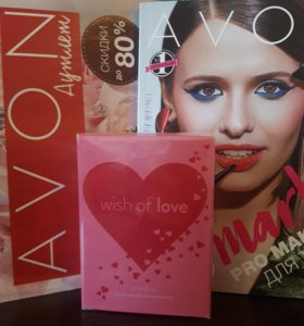 Wish of Love Avon