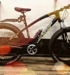 Велосипед бмв + подарки