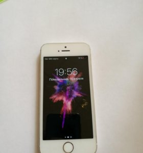 iPhone 5S Gold 32 gb.