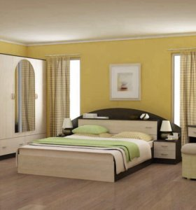 Спальный гарнитур Александра