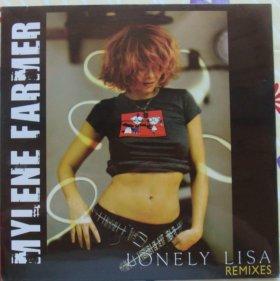 Mylene Farmer. Винил Lonely Lisa