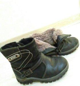 Зимние сапожки 24