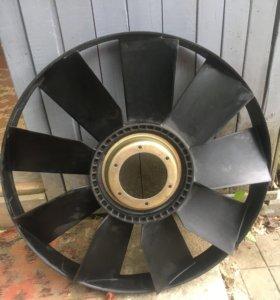 Вентилятор на камаз