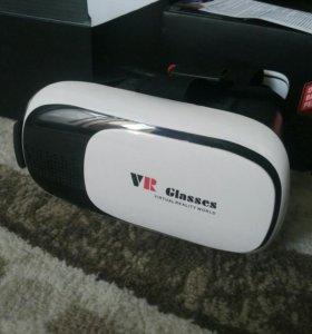 Очки виртуальной реальности vr glasses