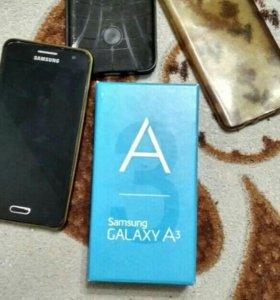 Продам телефон Samsung A3