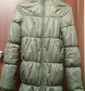 Зимняя слингокуртка FrogQueen р. 44-46.