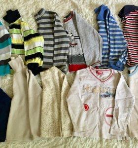 на 2-4 года, пакет одежды