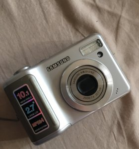 Фотоаппарат Самсунг Samsung s1030