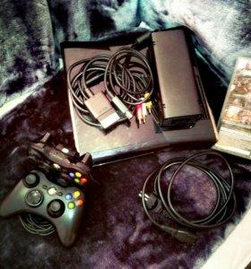 Игровая приставка xbox360 250gb