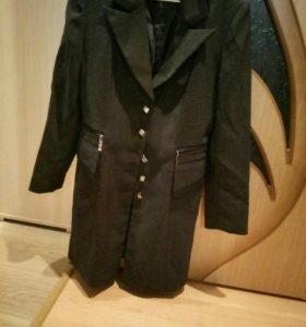Удлененный пиджак
