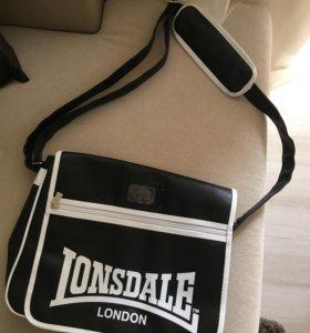 Сумка lonsdale новая