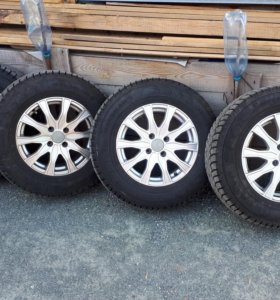 Идеальные колеса R14, 4/100