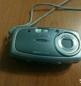 Фотоаппарат Samsung Digimax U-CA 5