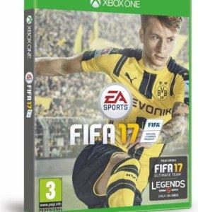 Игра Fifa 17 XBOX ONE