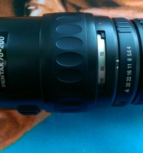 smc Pentax-FA 70-200mm/4-5.6