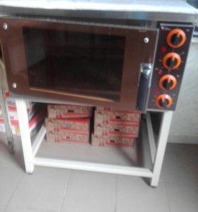 Новая печка