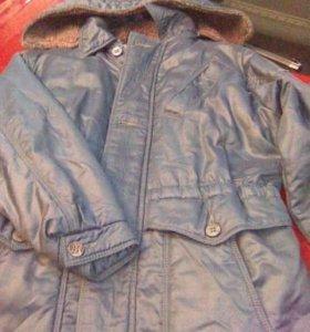 Куртка зимняя на ватине