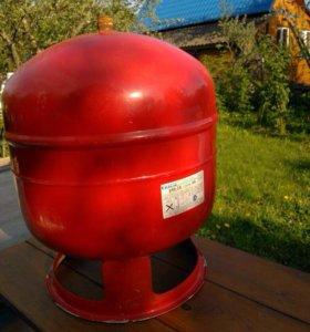 Накопитель ресивер для отопления 35 литров
