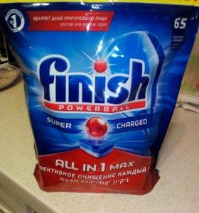 Таблетки для посудомоечной машины Finish 65 шт.