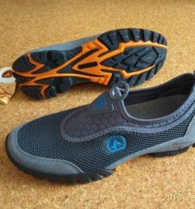Новые кроссовки Outdoor
