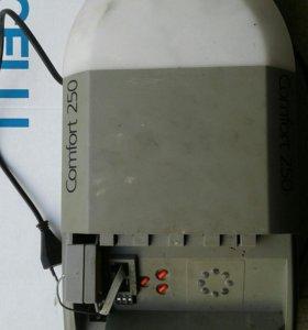 Автоматический привод на секционные ворота