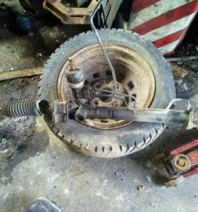 Matiz - Гидравлическая рулевая рейка