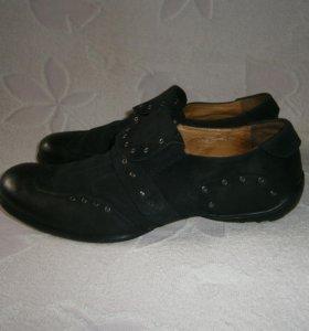 Туфли кожаные мужские Franco Osvaldo р.42-43