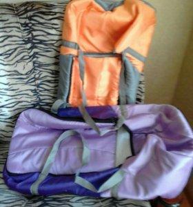 сумки-переноски .новые