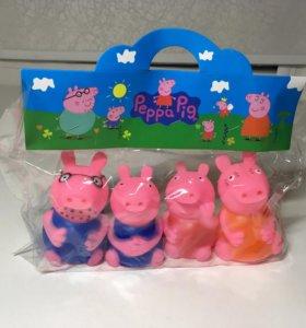 Свинка Пеппа. Пищалки