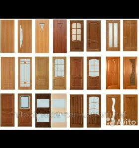 Двери для любого интерьера. За любые деньги
