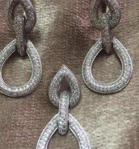 Серебро (комплект)