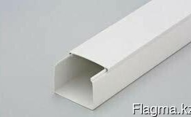 Кабельканал пластиковый белый 40х25