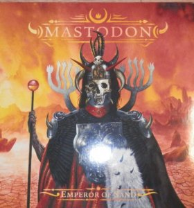 2 LP Mastodon Emperor Of Sand/Prog.,Sludge Metal