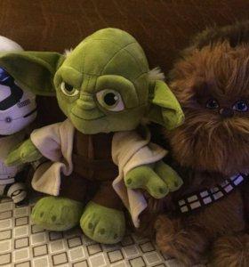 Оригинальные игрушки Star wars