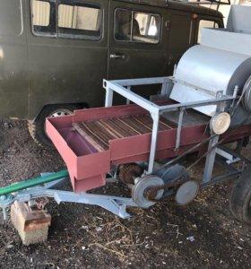 Машина для получения семян