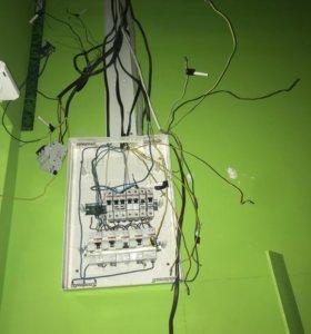 Электрик,