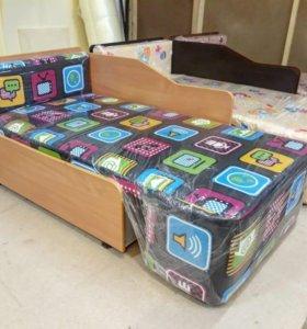 Подростковые кровати-диваны