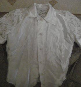 Нарядные блузки=36-38-40 размер.