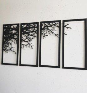 Панно Ветки дерева