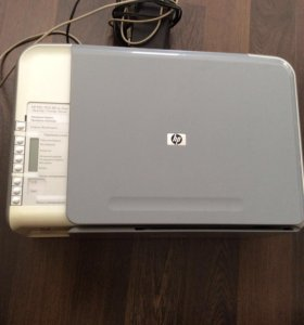 Принтер/Сканер/Копир 3 в 1 hp
