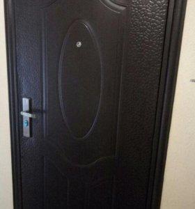 Дверь входная (металлическая)