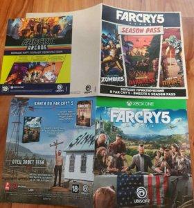 Новый Far Cry 5 на Xbox One