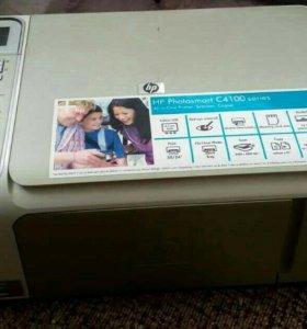 Фотопечать, принтер, копир, сканер.